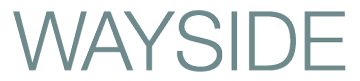 Wayside Shopping Center Logo
